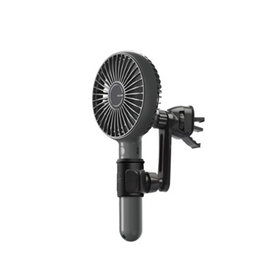 FOURINGFouring Two-Way Multi Fan 360 Degree Free-Adjusted Vehicle Air Vent  Hold