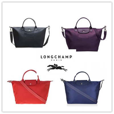 how to serch order online picked up [France Made!] Handbag Longchamp Le pliage neo Medium Handbag 1515 Model  100% Authentic Guarantee