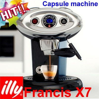Francis Francis X7 iperEspresso Machine Coffee Maker x7.1 illy Machine  capsules