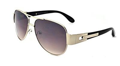 6e6efafdceebd Qoo10 - Franco Sarto Womens Aviator Sunglasses 60.5mm   Men s Bags ...