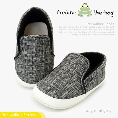 1e00d1152066 Baby Boy Prewalker Shoes (for 3-12 months) TONY Series Freddie the Frog