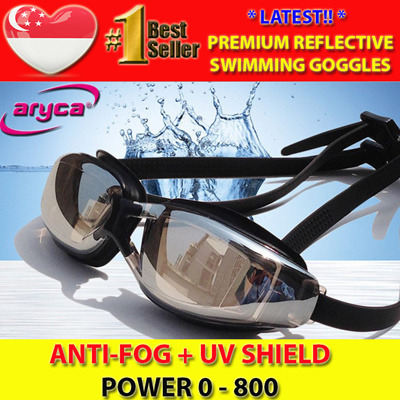 d6f68d156043  Free Gifts Worth  6.90  Reflective Optical Prescription Swimming Goggles  Underwater Degree Goggle for Shortsighted