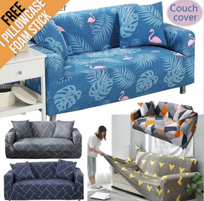 Qoo10 Sofa Cover Furniture Deco