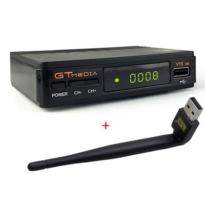 Free sat V7S HD Satellite Receiver 1080P Full HD DVB-S2 Smart Satellite TV  Set-top Box Support Power