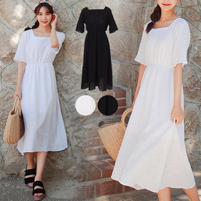 85d126c661 【Free Shipping】 COOL Linen Maxi One Piece ■ Maxi One Piece Maxi Skirt Long  Length 'Long One Piece Flare Skirt Linen One Piece Commuter Skirt ...