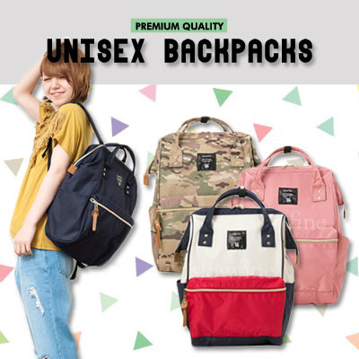 27932e5c0d0 Free Shipping Japan sports gym bag  travel anello backpack LOCAL SELLER FAST  SHIPPING