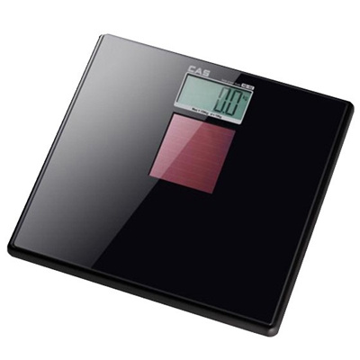 [Free Shipping]Scale / CAS HE-S2 /Digital Weighing Scale sport diet  Personal Scale Transparent Electronic Body