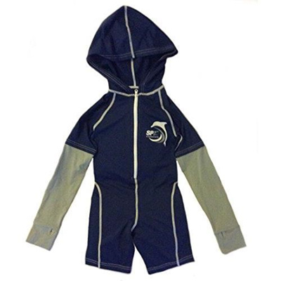 309d8a142b173 Qoo10 -  FreeShipping SunSkinz Kids Wetsuit UV Sun Protection Zip Long  Sleeve ...   Athletic   Outdo.
