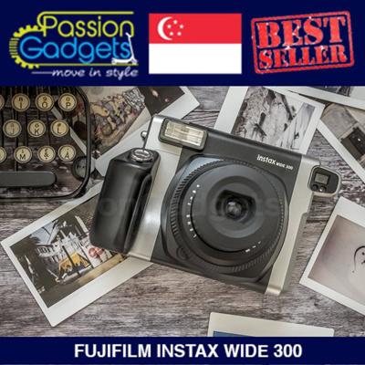 FUJI INSTAXNew! Instax Wide 300★Fujifilm Instax 210 Camera - Black Silver  Instax wide Polaroid ★ 200