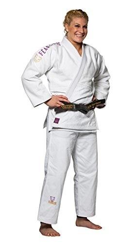 Fuji Kayla Harrison Fearless Double Weave Judo Gi