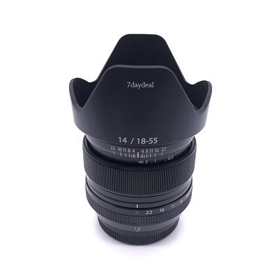 FUJIFILMFujifilm XF 14mm f2 8 R Ultra Wide Angle Lens (Fuji Fujinon)