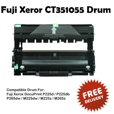 FujiXerox Compatible Drum CT351055 For M225z / M225dw / M265z / P225d /  P265dw