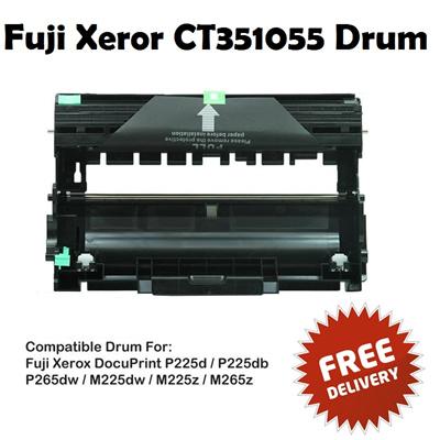Qoo10 - FujiXerox Compatible Drum CT351055 For M225z
