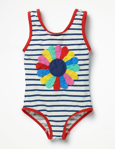 aa8e9aa14d55d Qoo10 - Fun Detail Swimsuit : Kids Fashion