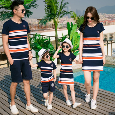 1ce018253a8d Qoo10 - Fun packed summer Korean mother and daughter dresses