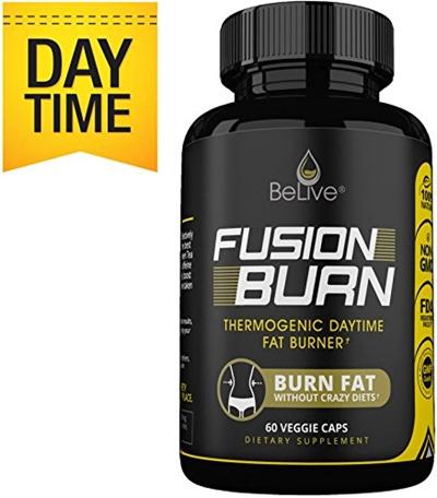 Fusion Burn Apple Cider Vinegar Weight Loss Pills for Women and Men  Garcinia Cambogia, Green Tea Ext