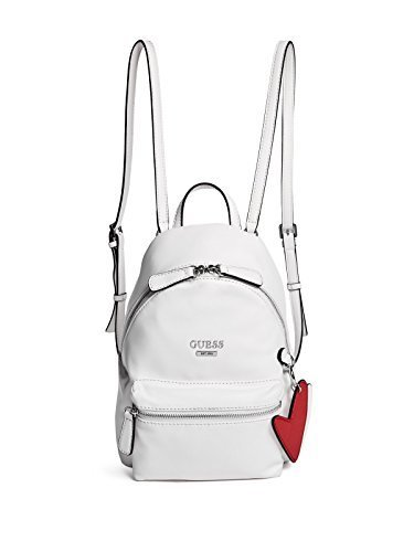 8eec7ab914 Qoo10 - (G By Guess) GUESS Factory Women s Zayn Faux-Leather Backpack-VY671230    Bag   Wallet