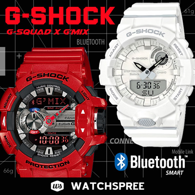 f5ff668f30a  APPLY 25% OFF COUPON  G-SHOCK Bluetooth® Watches Series! G