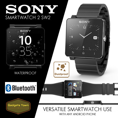 Qoo10 - SONY SmartWatch 2 : Smart Tech