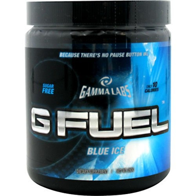 Qoo10 Gamma Labs G Fuel Blue Ice 40 Servings 280 G