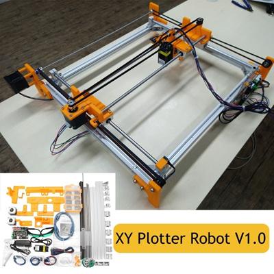 GenBotter XY Plotter Laser Engraving Cutting Printing Drawing Writing Robot  Auto Machine Robot