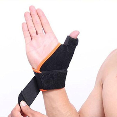 Genmine Arthritis Thumb Splint (Pair) Wrist Brace with Spica Thumb Support  Stabilizer for Pain, Spra