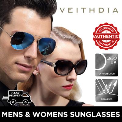 0e783cb2fb311 Qoo10 - Veithdia Sunglasses   Fashion Accessories