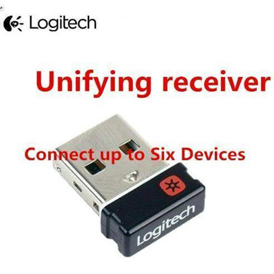 3e565f5f9d9 Genuine PreOwned Unifying USB Receiver Dongle for Logitech Mouse &  Keyboard, connect up to 6