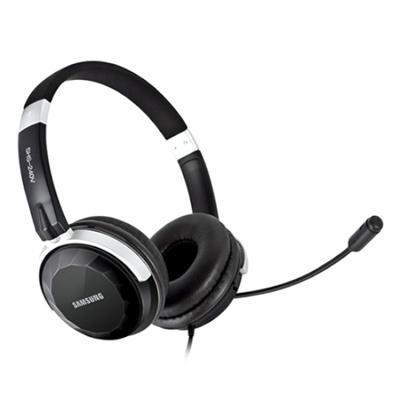 Genuine Samsung SHS-240V PC Stereo Headset Headphone with Remote Control
