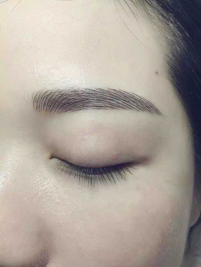 Qoo10 6d Eyebrow Services