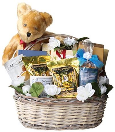 Qoo10 - (Gift Basket Village) Gift Basket Village The Comfort Bereavement Gift... : Groceries