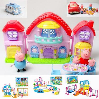Qoo10 Peppa Pig Toys