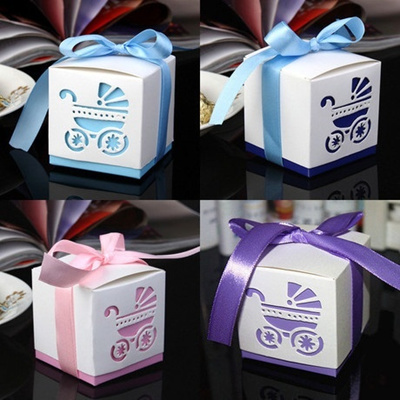 Qoo10 Gift Creative Return Gift Box Packaging for Wedding ROM