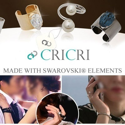 ★GIFT EVENT★CriCri[Swarovski Elements Rings]Korean Artists/STAR/Made in  KOREA/Hottest/Anniversary Gifts▶ValentinesDay/New Years Day Gifts