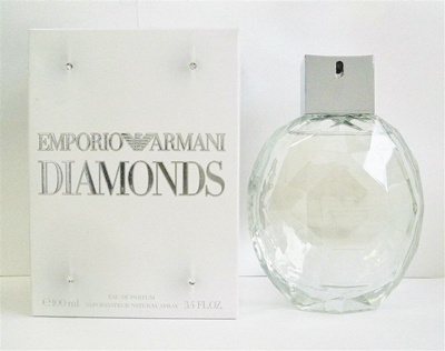 Qoo10 Emporio Armani Diamonds Edpwomen Perfume Luxury Beauty