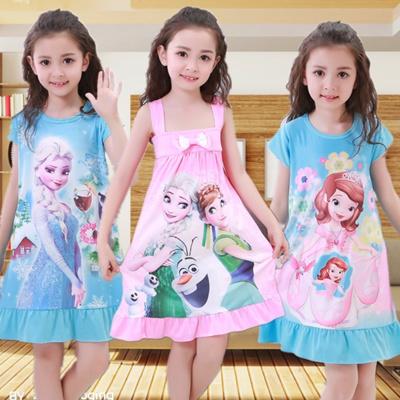 Little Girls Night Gowns