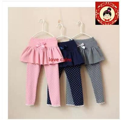 fae441ac68541 girls leggings/ kids Leggings/ baby girls leggings / girls pants for  autumn/Kids skirts/Girls skirt