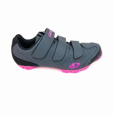 White Giro Riela R Womens SPD Cycling Shoe