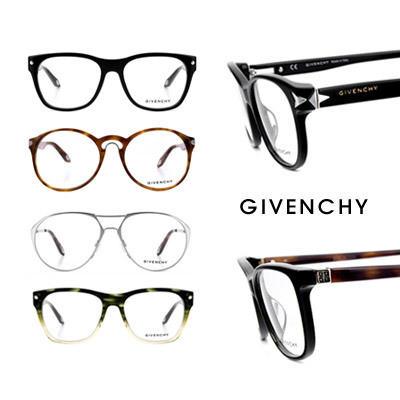 6cb1a8ae32  Givenchy  Eyeglasses 100% Authentic Unisex Free Shipping For Qxpress  Acetate Steel frame