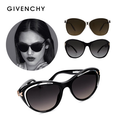 0e1d3dce38 Givenchy Sunglasses 100% Authentic Unisex UV400 Eyeglasses Free Shipping  For Qxpress Acetate Steel frame