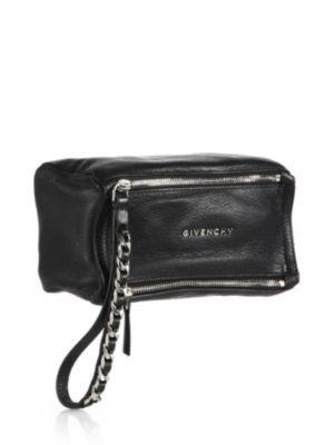 7544a2f48ba Qoo10 - Givenchy Pandora Wristlet Pouch : Bag & Wallet