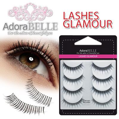 d3489c2961e Qoo10 - Glamorous And Best Quality Eyelashes | False Eyelashes | Natural  looki... : Cosmetics