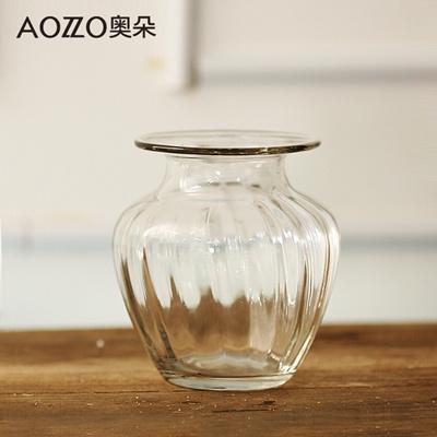 Qoo10 Glass Flower Vase Water Transparent Glass Bottle Glass Vases