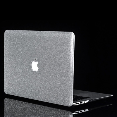 the latest afa93 d0192 Glittery PU Leather Coated Plastic Case for MacBook Air 11.6-inch,13.3-inch  ,Macbook Pro 13.3 with R