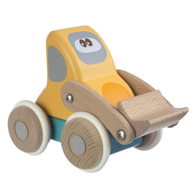 Chicco Schaufelbagger Holzspielzeug