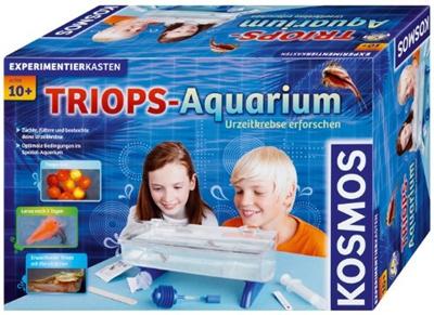 Globalkshop KOSMOS 632823 Triops Aquarium