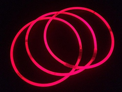 Glow Sticks Bulk Whole Necklaces 100 22 Stick Pink Free Bracelets
