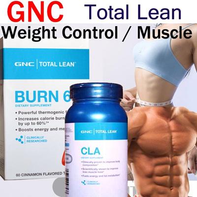 Qoo10 Gnc Burn 60 Amp Cla Diet Amp Wellness
