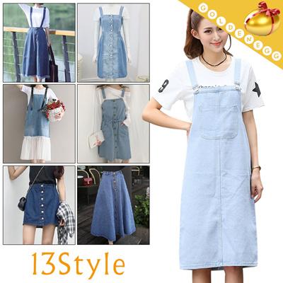 70cd4c100ab Denim Suspender Skirt for woman  Stylish n casual  Denim Dress  Overalls  Dresses