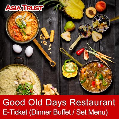 Phenomenal Good Old Days Asian Dinner Buffet Indian Set Menu Premium Set Menu E Ticket Open Date Interior Design Ideas Tzicisoteloinfo
